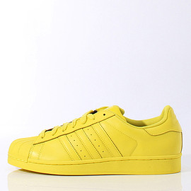 adidas originals - Superstar Supercolor Bright Yellow
