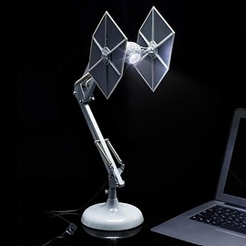 Disney - Star Wars: TIE Fighter Posable Desk Lamp
