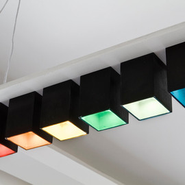 PerariaStudio - The Rainbow Lamp