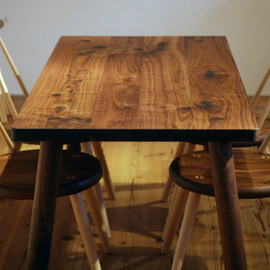 RYOHEI YAZAWA - MK DINING TABLE(WALNUT OIL FINISH)