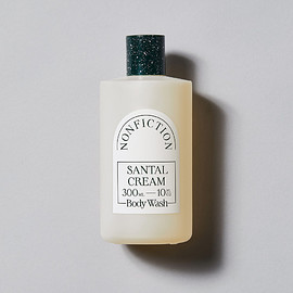 NONFICTION - SANTAL CREAM BODY WASH