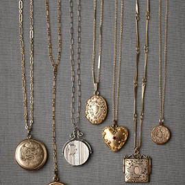 BHLDN - Collector's Lockets