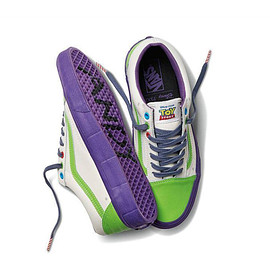 VANS, disney - toy story collaboration