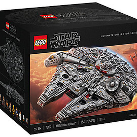 LEGO - Star Wars Ultimate Collector Series: Millennium Falcon (75192)