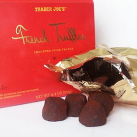 trader joe's - French truffles