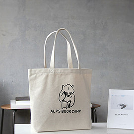 ALPS BOOK CAMP - ALPS BOOK CAMP キャンバストート