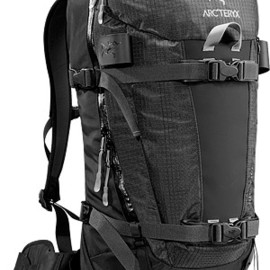 Arc'teryx - Silo 30 Snowsport specific backpack with backcountry features and ski and snowboard wrap system.