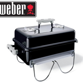 Weber - CHARCOAL GO ANY FOR WHERE GRILL
