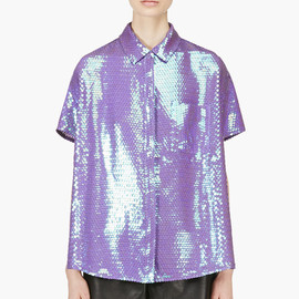 Acne - Rogue Sequin Embellished Shirt