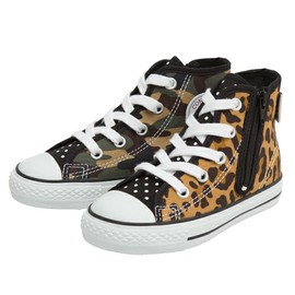 CONVERSE - X-girl first stage(エックスガールファーストステージ)のXGS★ × CONVERSE CHILD ALL STAR XG RZ HI (15~22cm)(スニーカー)|詳細画像