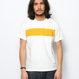 KAPTAIN SUNSHINE - KAPTAIN SUNSHINE×BEAMS PLUS / 別注 ウエスト コースト TEE