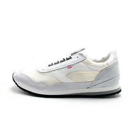 Walsh - 【Made in ENGLAND】Walsh (ウォルシュ) ENSIGN WHITE