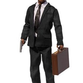 beeline creative - 13in Talking Jules Winnfield Action Figure