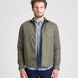 Outerknown - EVOLUTION SHIRT JACKET