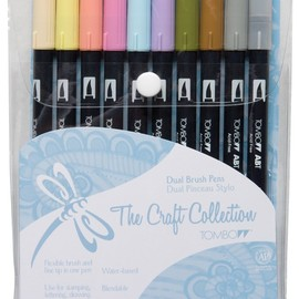 TOMBOW - Dual Brush Pen Set