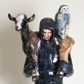 Gwon Osang - Photography Sculptures