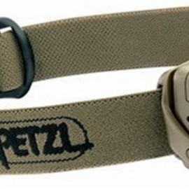 Petzl - E89 PD Tactikka XP Headlamp, Desert