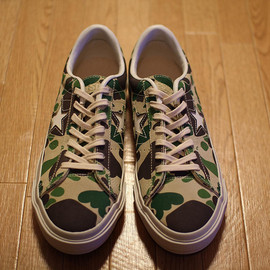 CONVERSE - ONE STAR 83-CAMO OX