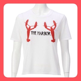 PAMEO POSE - LOBSTER TEE