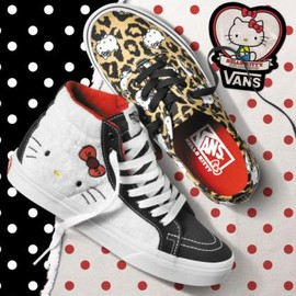 VANS - HELLO KITTY × VANS 40TH ANNIVERSARY COLLECTION