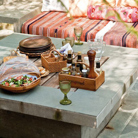outdoor dining - outdoor-color