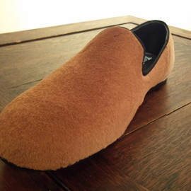 KIDS LOVE GAITE - [KIDS LOVE GAITE] Kangaroo Hair/SLIPON