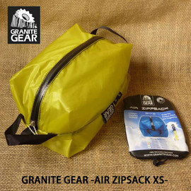 GRANITE GEAR - AIR ZIPSACK XS