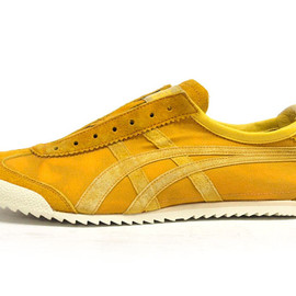 "ONITSUKA TIGER - MEXICO SLIP-ON DELUXE ""made in JAPAN"" ""NIPPON MADE COLLECTION"""