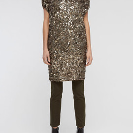 Vince - Ring Sequin Dress