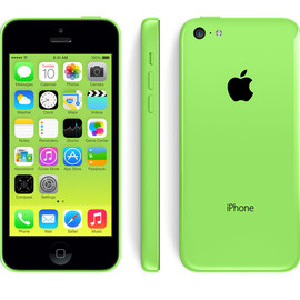 Apple - iPhone 5c 16GB (Green)