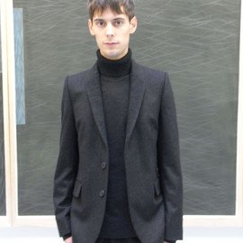 STEPHAN SCHNEIDER - AW11 Shawl Collar Jacket