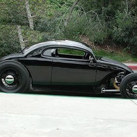 vw - hot rod