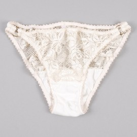Lonely - GRACE TRI BRIEF - IVORY