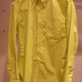 Band of Outsiders - Yellow shirts