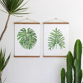 Living Pattern - Species Prints