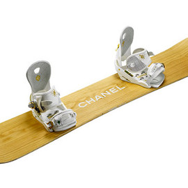 Chanel - Snowboards