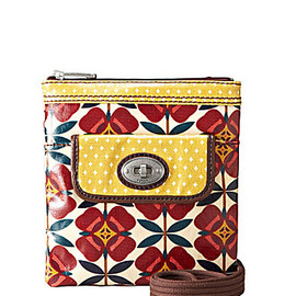 Fossil - Key Per Crossbody Mini Bag Floral