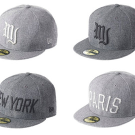 Marc Jacobs x New Era - Baseball Caps