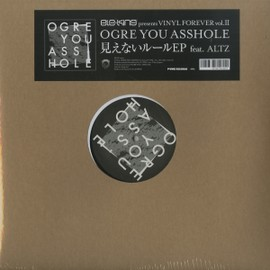 OGRE YOU ASSHOLE - 見えないルール EP