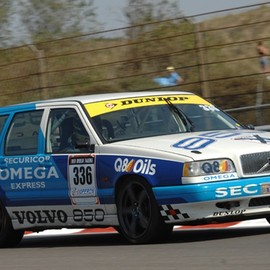 Volvo - 850 estate BTCC