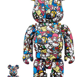 MEDICOM TOY - BE@RBRICK Sanrio characters 100% & 400%