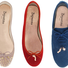 Repetto - 「BB CLOUS」「BB CHARMS」「ZIZI CHARMS」