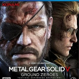 KONAMI - Metal Gear Solid V: Ground Zeroes for PS4