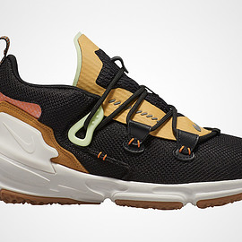 NIKE - Zoom Moc - Black/Phantom/Club Gold/Bright Ceramic