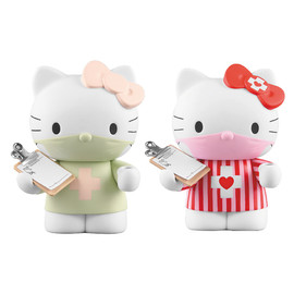 MEDICOM TOY - DR.ROMANELLI HELLO KITTY (NORMAL / CANDYSTRIPE)