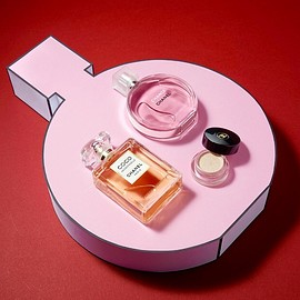 CHANEL - CHANEL gift list pink
