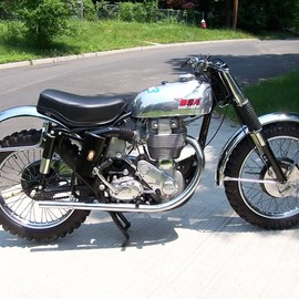 BSA - GOLDSTAR CATALINA SCRAMBLER 1961