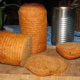 Tin Can Sandwich Bread - Tin Can Sandwich Bread