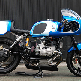 BMW - R100 RS BY RITMO SERENO