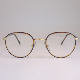 Tortoiseshell Semi-Square Optical Glasses